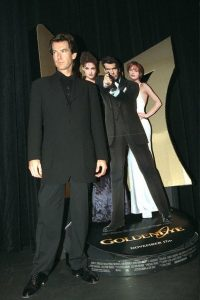 12 Nov 1995 --- THE 'JAMES BOND CONVENTION' IN NEW YORK --- Image by © SCHWARTZWALD LAWRENCE/CORBIS SYGMA