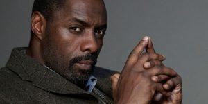 London born actor Idris Elba