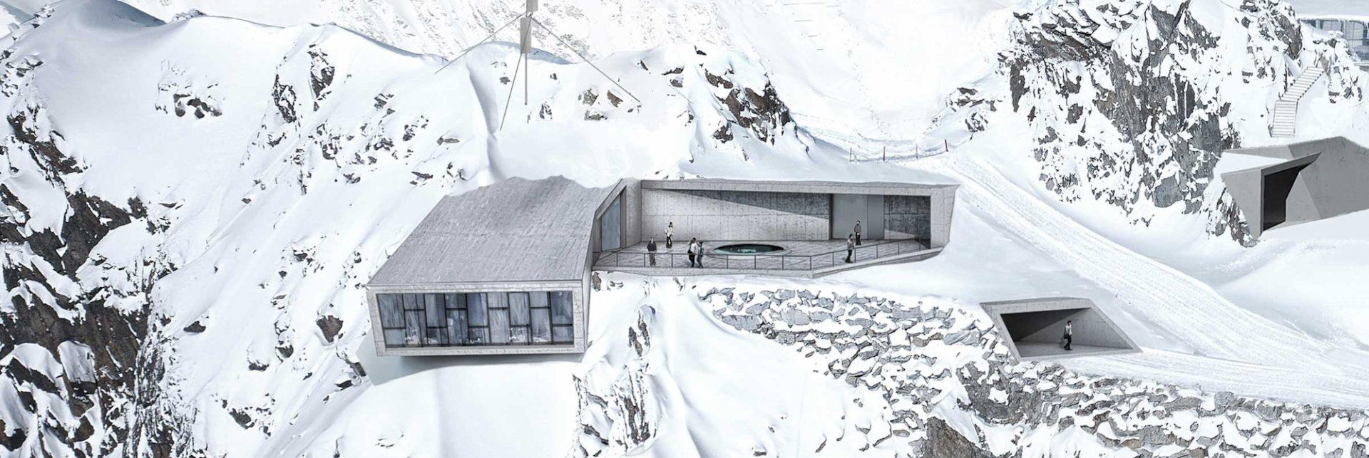 007 Elements in Sölden to open on 12 July
