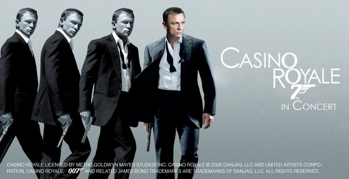 [DE] 'Casino Royale' in Concert @ Alte Oper Frankfurt | Frankfurt am Main | Hessen | Germany